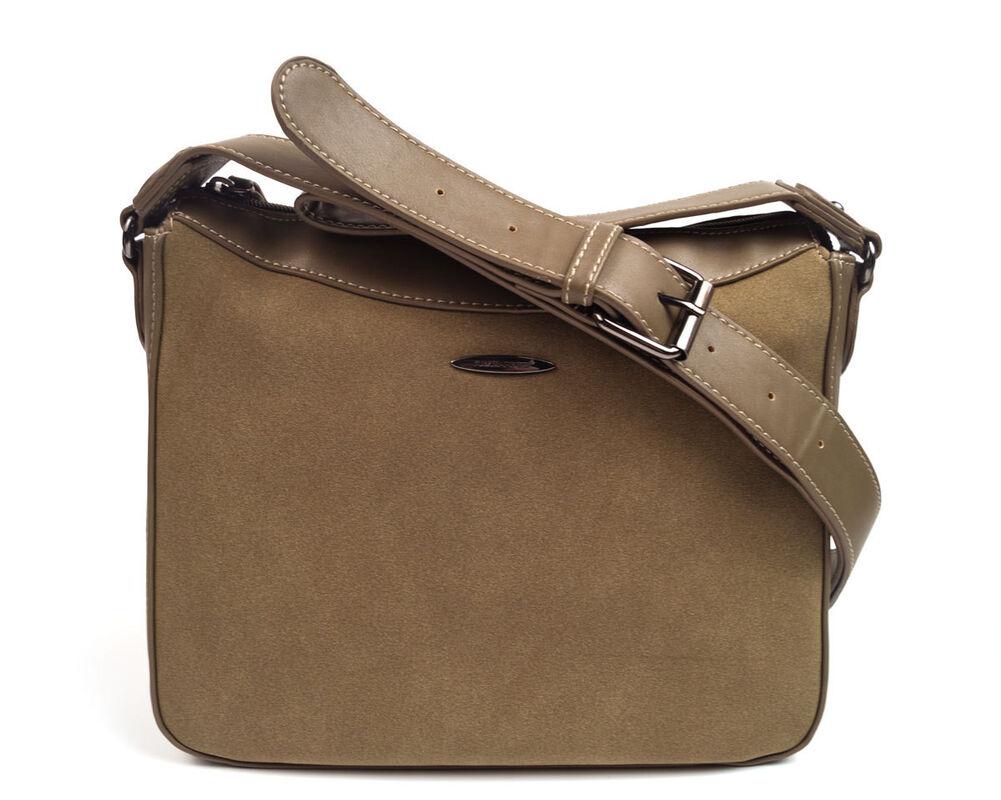 Магазин сумок David Jones Сумка женская коричневая 5612-1 - фото 1