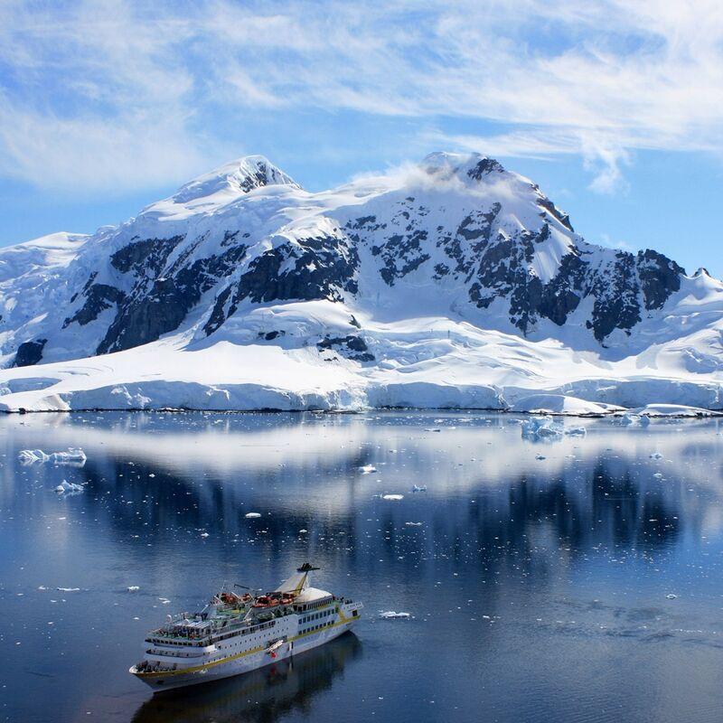 Туристическое агентство A La Carte Почувствуй Антарктику, экскурсия с ночевкой - фото 1