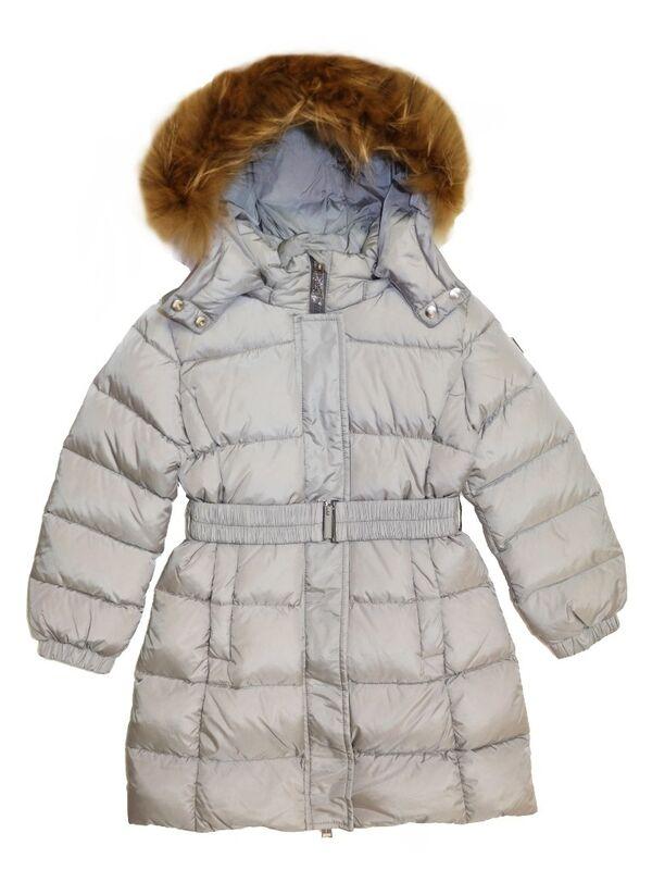 Верхняя одежда детская ADD Пальто для девочки IAG002-0 - фото 1