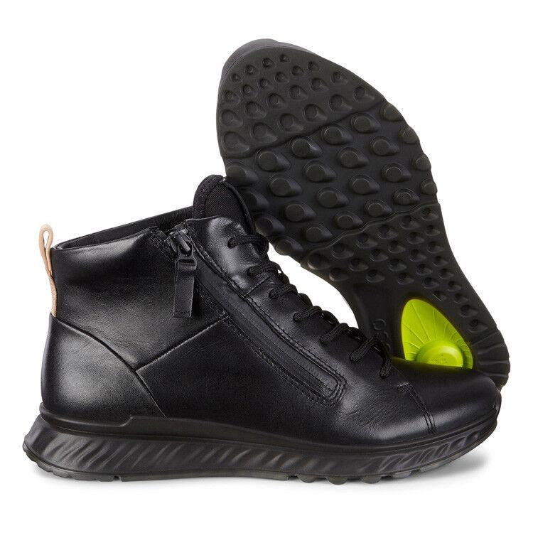 Обувь женская ECCO Кроссовки высокие ST1 836153/01001 - фото 8
