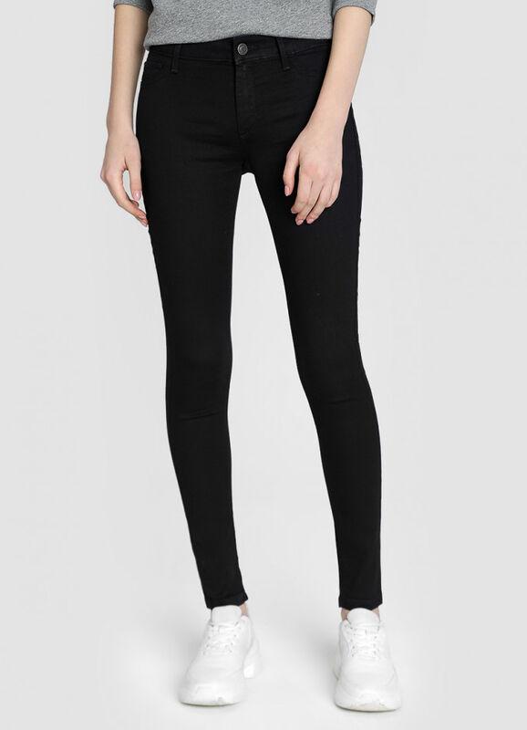 Брюки женские O'STIN Суперузкие джинсы LPD104-99 - фото 1