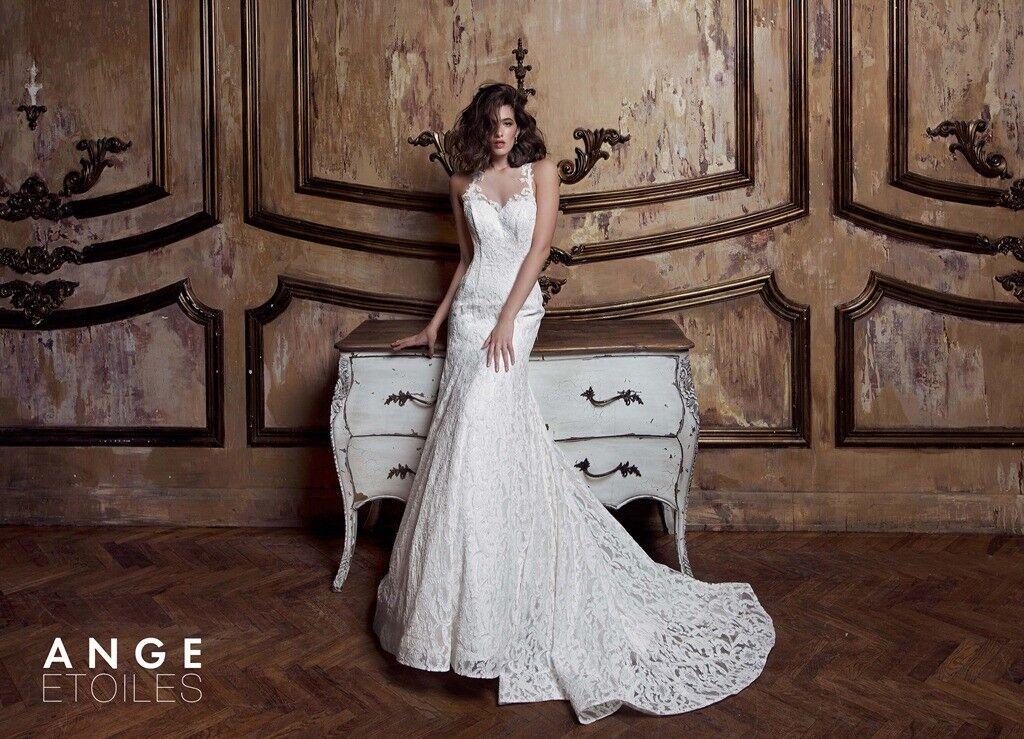 Свадебное платье напрокат Ange Etoiles Платье свадебное Charm 2017 Siril - фото 1