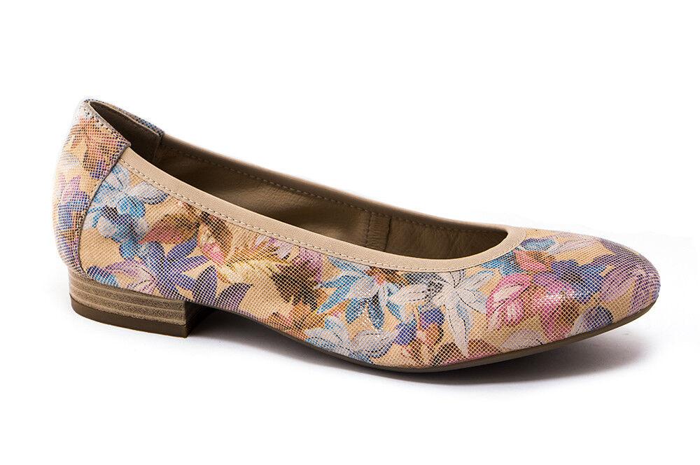 Обувь женская Caprice Балетки женские 9-22160-28-411 - фото 1