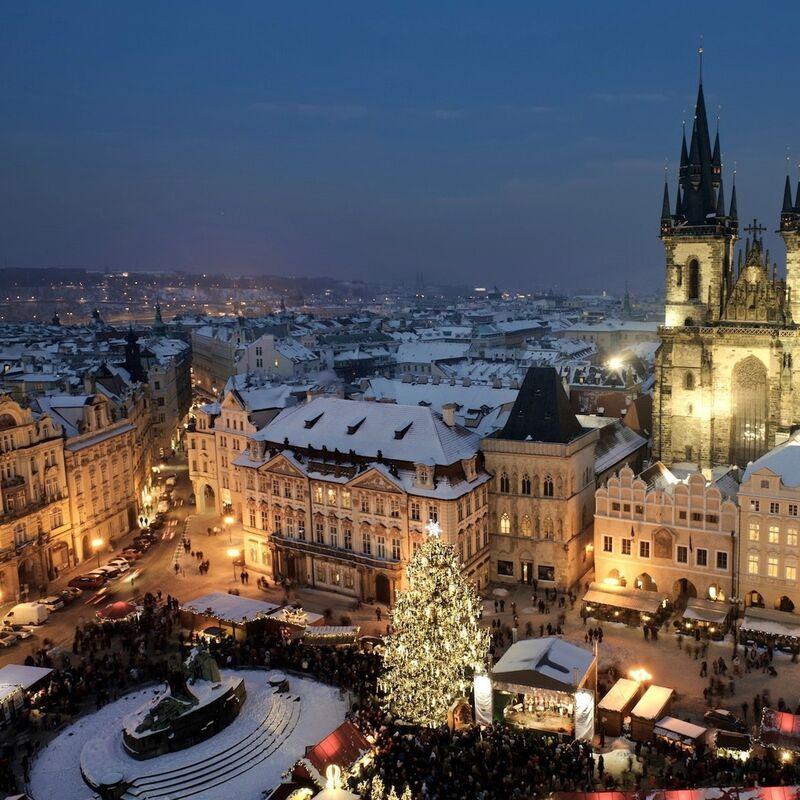 Туристическое агентство Респектор трэвел Автобусный тур «Католическое Рождество в Праге. Все включено» - фото 1