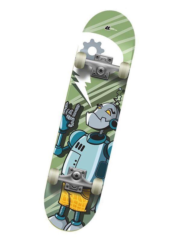 Скейтборд Спортивная коллекция Скейтборд Bot - фото 1