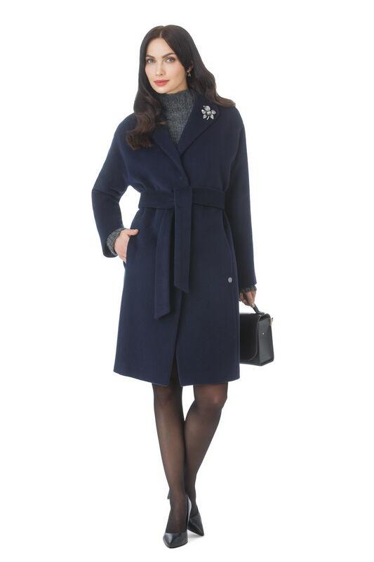 Верхняя одежда женская Elema Пальто женское демисезонное Т-7183 - фото 1
