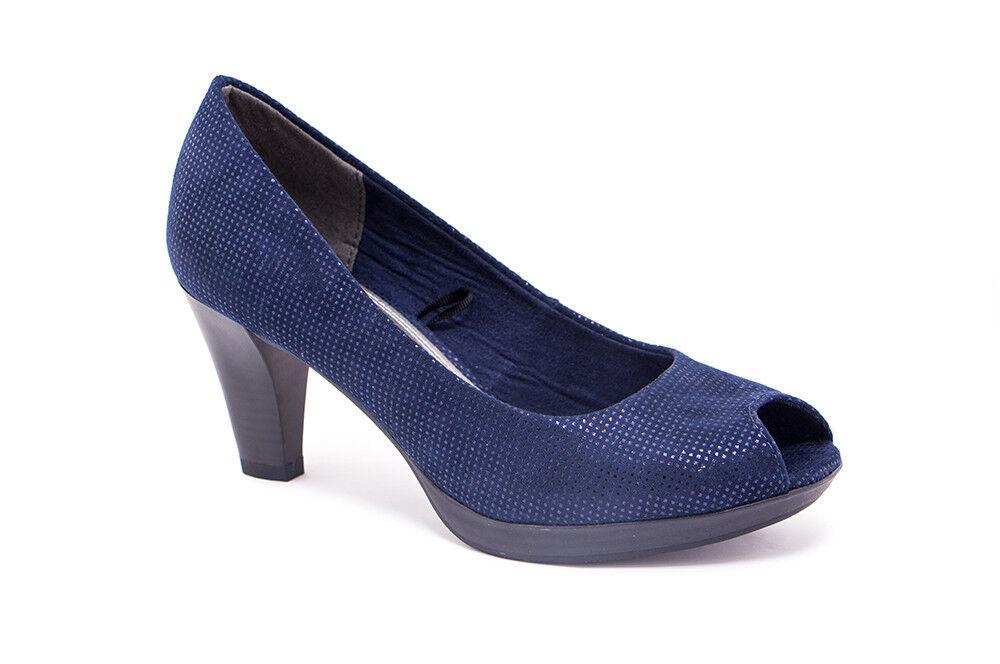 Обувь женская Marco Tozzi Туфли женские 2-29302-28-824 - фото 1