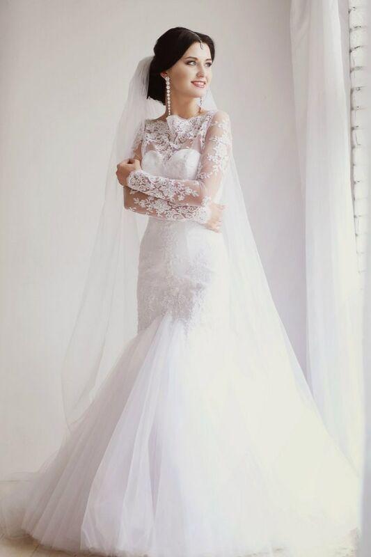 Свадебное платье напрокат ALIZA Свадебное платье «Annabel» Soffito - фото 1