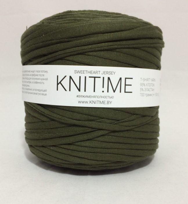Товар для рукоделия Knit!Me Ленточная пряжа Sweetheart Jersey - SJ481 - фото 1