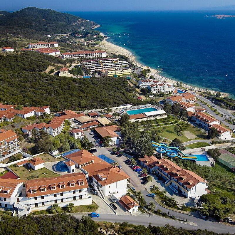 Туристическое агентство ЦЕНТРКУРОРТ Отдых в Греции, Aristoteles Holiday Resort 4* - фото 1