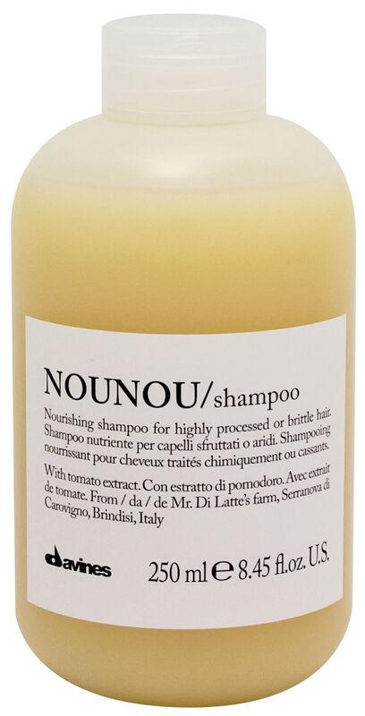 Уход за волосами Davines Питательный шампунь для уплотнения волос NOUNOU/shampoo - фото 1
