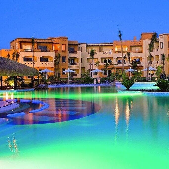 Туристическое агентство Санни Дэйс Пляжный авиатур в Египет, Хургада, Grand Plaza Resort 4* - фото 1