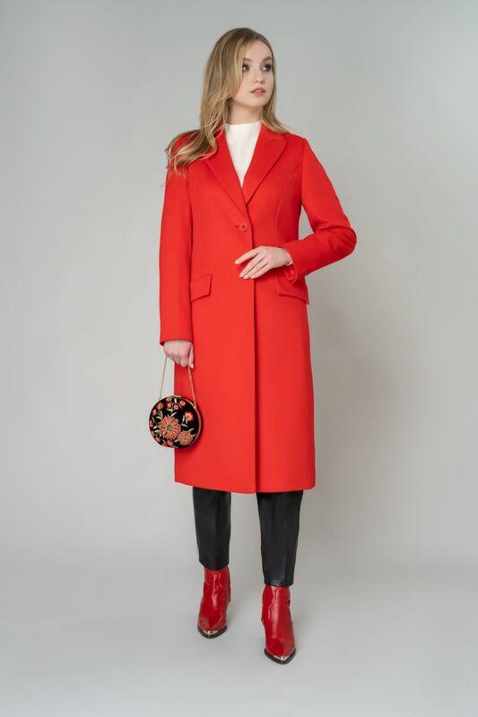 Верхняя одежда женская Elema Пальто женское демисезонное 1-10135-1 - фото 2