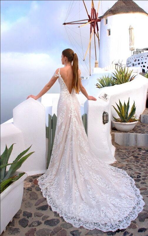 Свадебный салон Rafineza Свадебное платье Amalia - фото 3