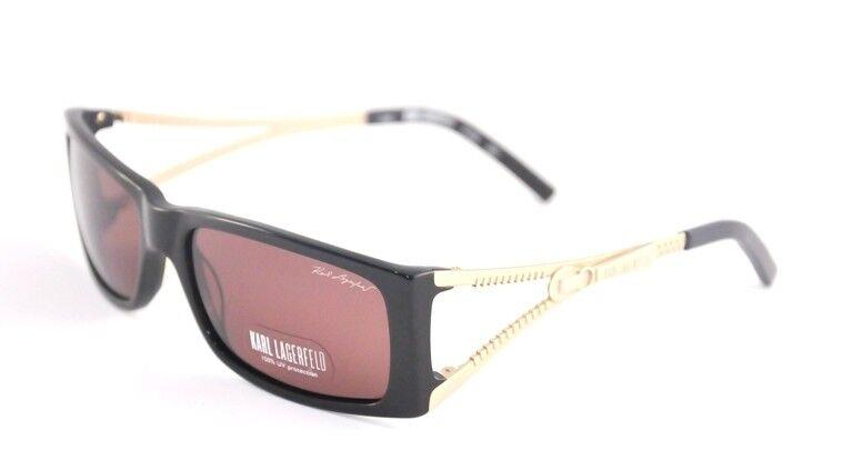 Очки Karl Lagerfeld Солнцезащитные очки 717S 001 - фото 1