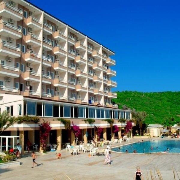 Туристическое агентство География Пляжный авиатур в Турцию, Аланья, Mirador 4* - фото 1