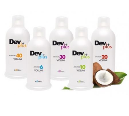 Уход за волосами KAARAL Окислитель Dev Oxi plus Peroxide - фото 1