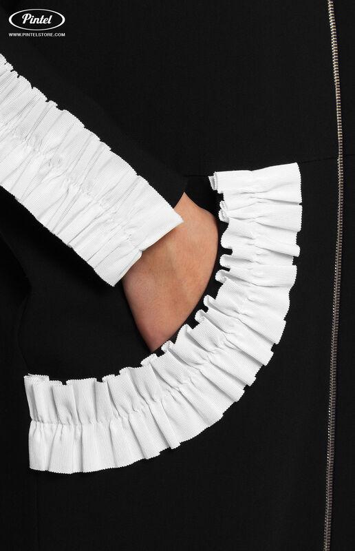 Платье женское Pintel™ Мини-платье Kristkaä - фото 4
