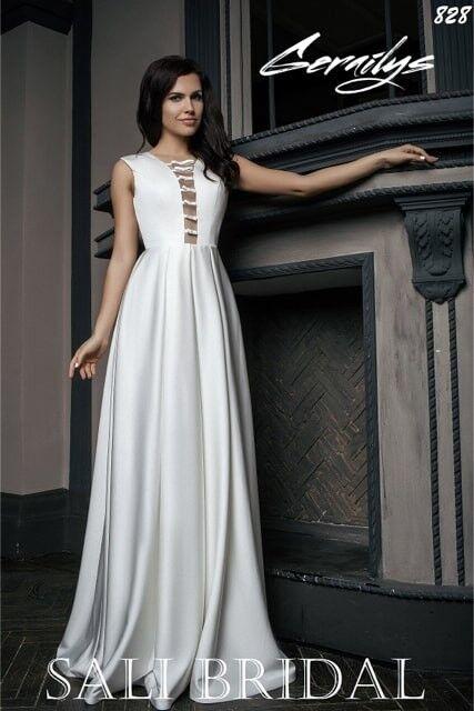 Свадебный салон Sali Bridal Свадебное платье 828 - фото 1
