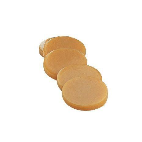 Уход за телом SkinSystem Воск горячий для депиляции в дисках Экстра жёлтый Медовый, 1 шт. - фото 1