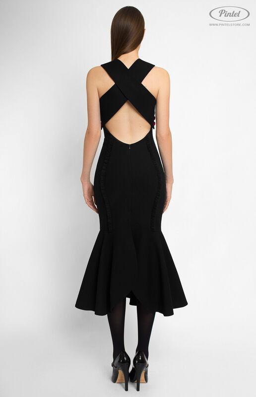 Платье женское Pintel™ Облегающее платье-футляр Sujina - фото 4