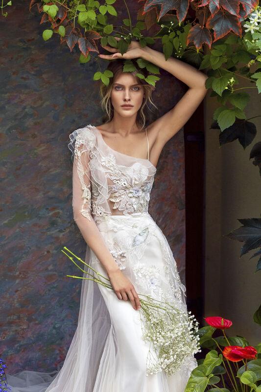 Свадебный салон Papilio Свадебное платье «Моризо» модель 19/2000 - фото 6