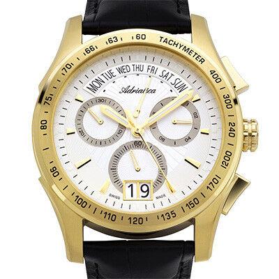 Часы Adriatica Часы мужские A1160.1213CH - фото 1