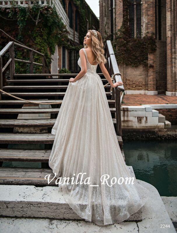 Свадебный салон Vanilla room Свадебное платье Бриллиант - фото 1