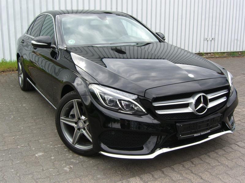Прокат авто Mercedes-Benz C220 W205 - фото 2