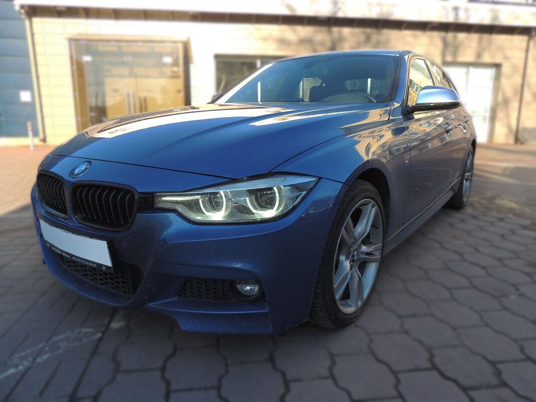 Прокат авто BMW BMW 320 M performance - фото 3