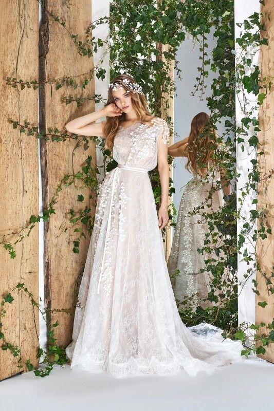 Свадебный салон Papilio Свадебное платье «Wonderland» #1839-L Ландыш - фото 1