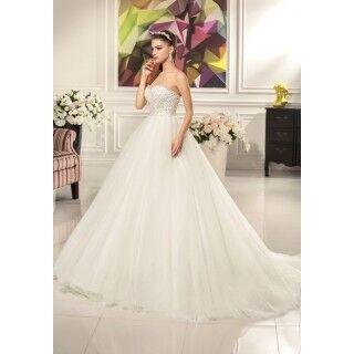 Свадебное платье напрокат Nora Naviano Платье свадебное Alexandra - фото 2