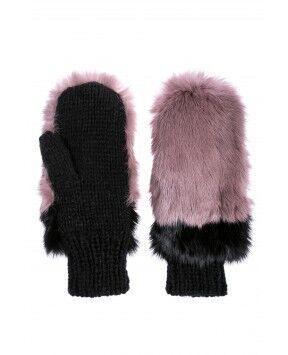 Перчатки и варежки Monton Варежки женские 808248105 - фото 1
