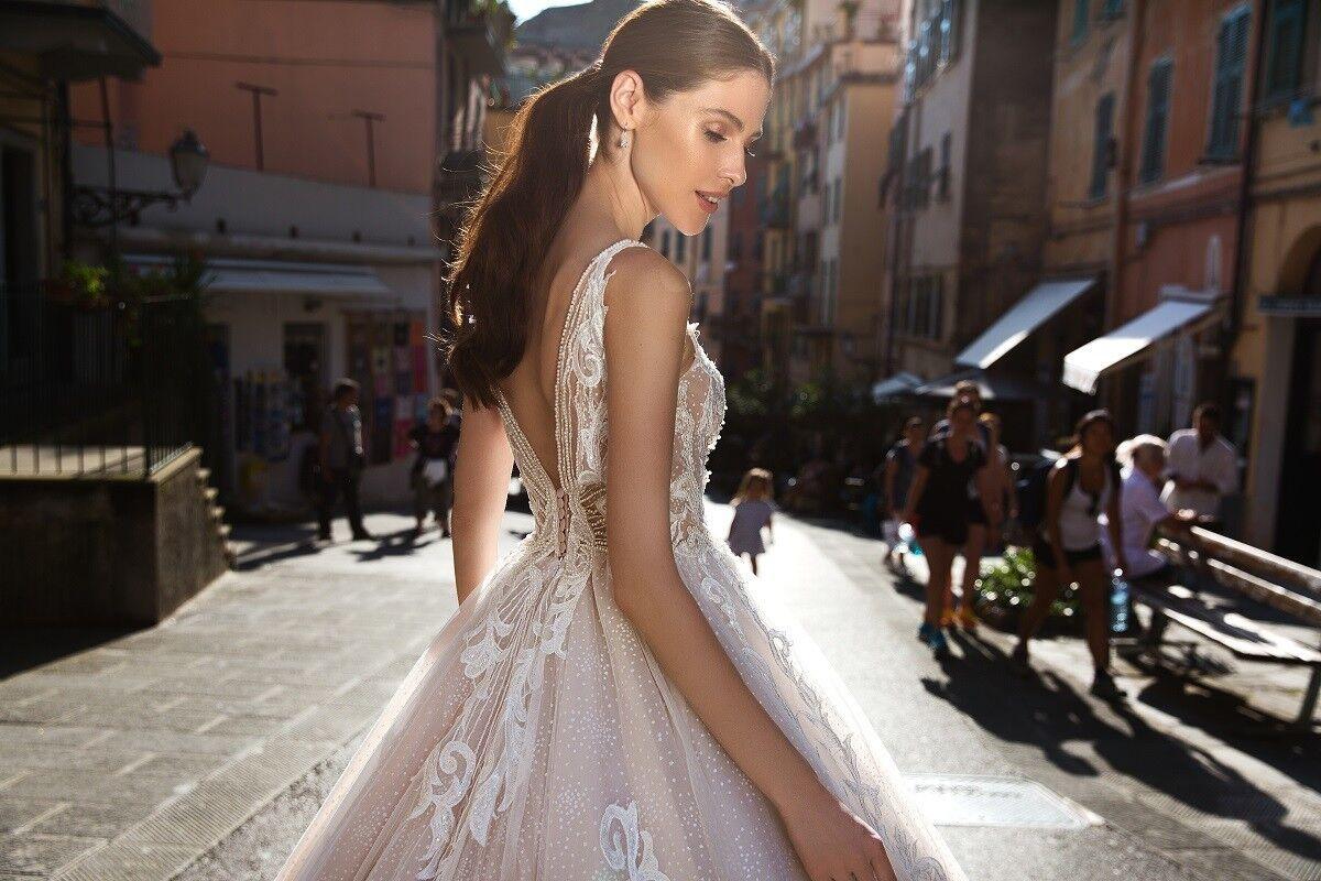 """Свадебное платье напрокат ALIZA свадебное платье """"Luchiany"""" - фото 4"""