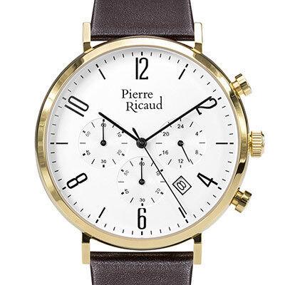 Часы Pierre Ricaud Наручные часы P22027.1252CH - фото 1