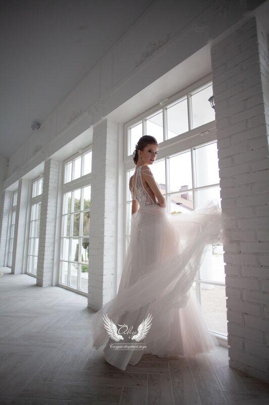 """Свадебное платье напрокат ALIZA Платье свадебное """"Nika"""" - фото 5"""