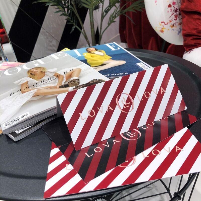 Магазин подарочных сертификатов LovaLova Beauty Подарочный сертификат - фото 1