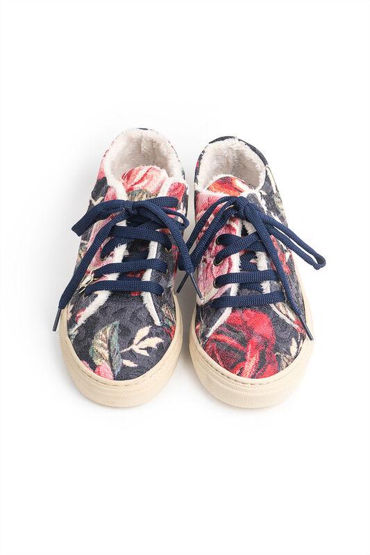 Обувь детская Monnalisa Полуботинки для девочки 878002 8610 5643 - фото 1