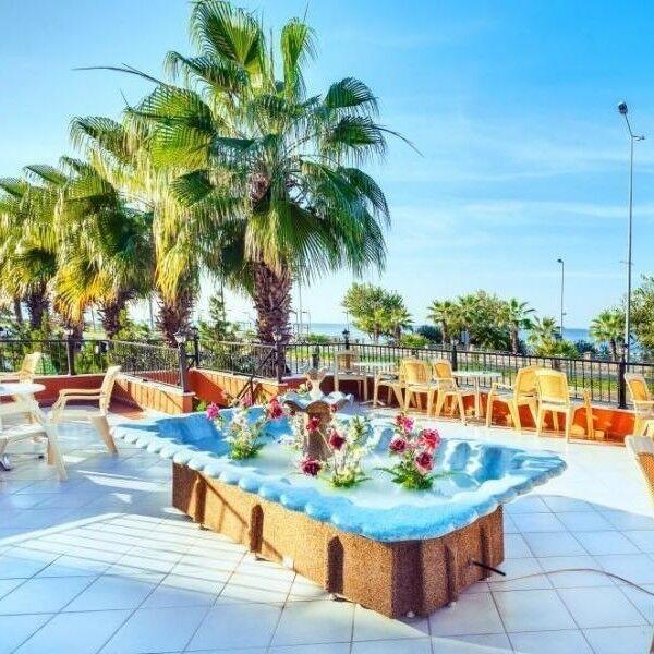 Туристическое агентство География Пляжный авиатур в Турцию, Аланья, Sun Fire Beach 4* - фото 1