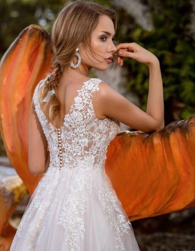 Свадебный салон ALIZA свадебное платье  Susanna - фото 3
