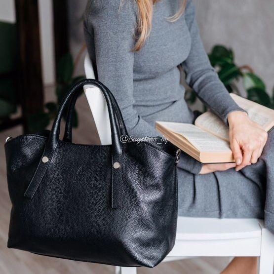 Магазин сумок Vezze Кожаная женская сумка C00466 - фото 1
