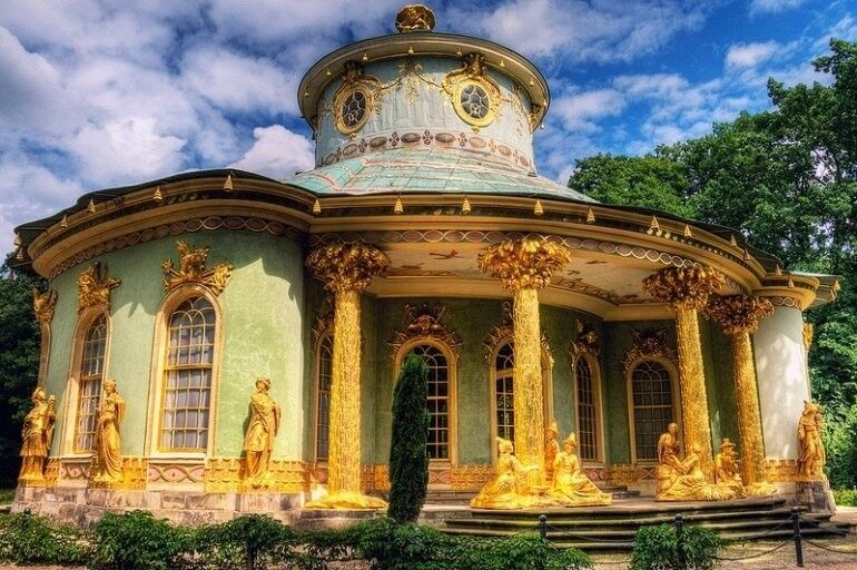 Туристическое агентство Голубой парус Автобусный экскурсионный тур «Берлин – Потсдам – Дрезден» - фото 4