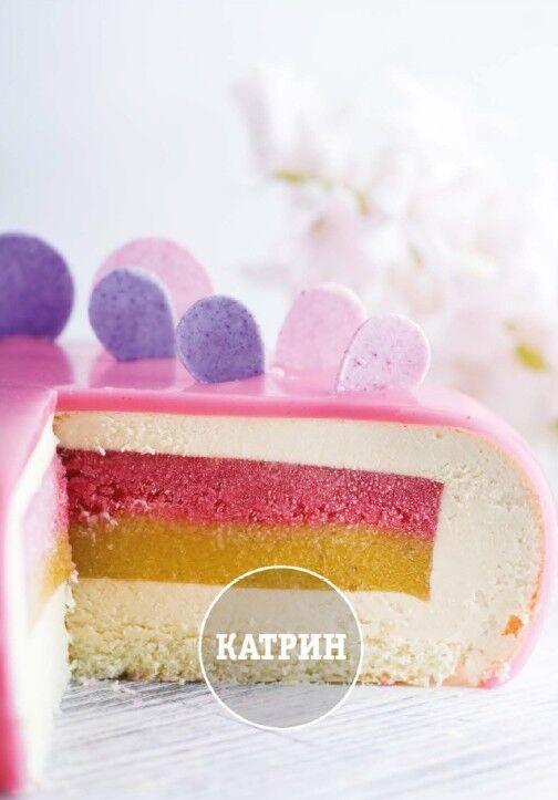Торт La Crête D'Or (Золотой гребешок) Торт «Катрин» - фото 1