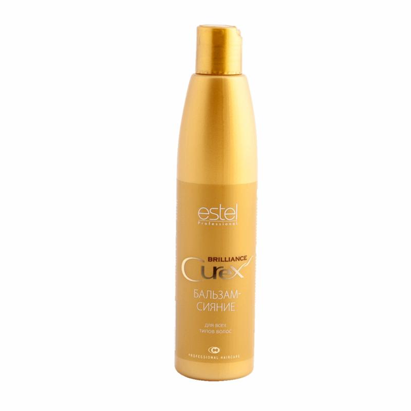 Уход за волосами Estel Бальзам-сияние для всех типов волос Curex Brilliance - фото 1