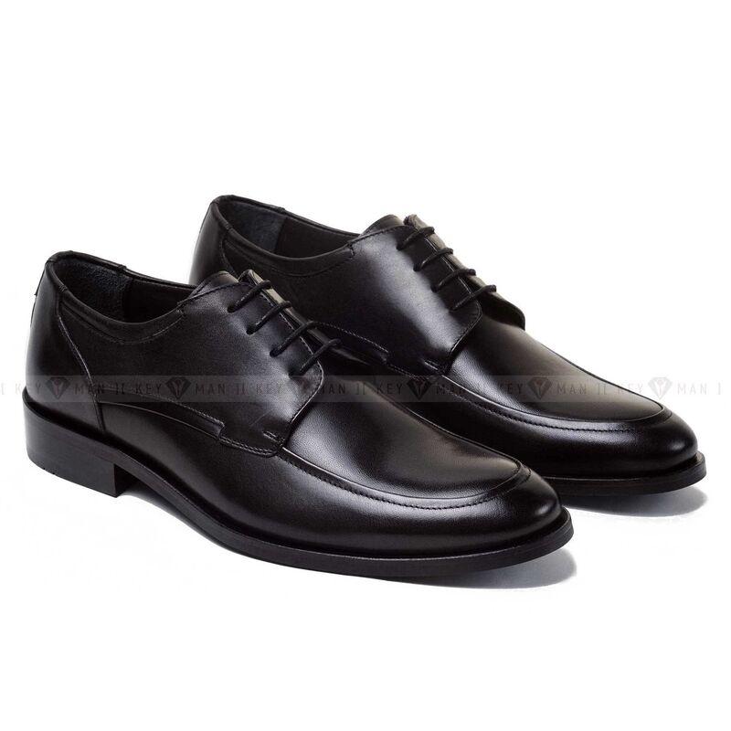 Обувь мужская Keyman Туфли мужские дерби черные - фото 1