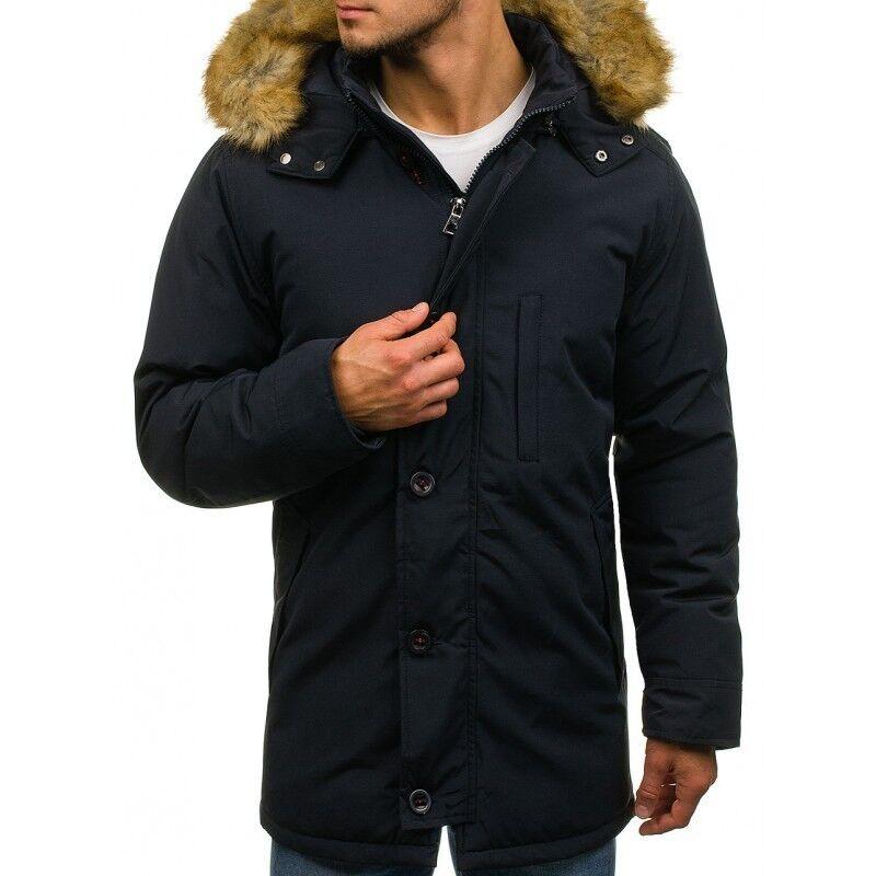 Верхняя одежда мужская Revolt Зимняя куртка H21 - фото 1