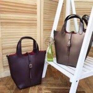 Магазин сумок Vezze Кожаная женская сумка С00204 - фото 2