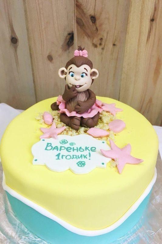 Торт Заказторта.бай Детский торт №7 - фото 1