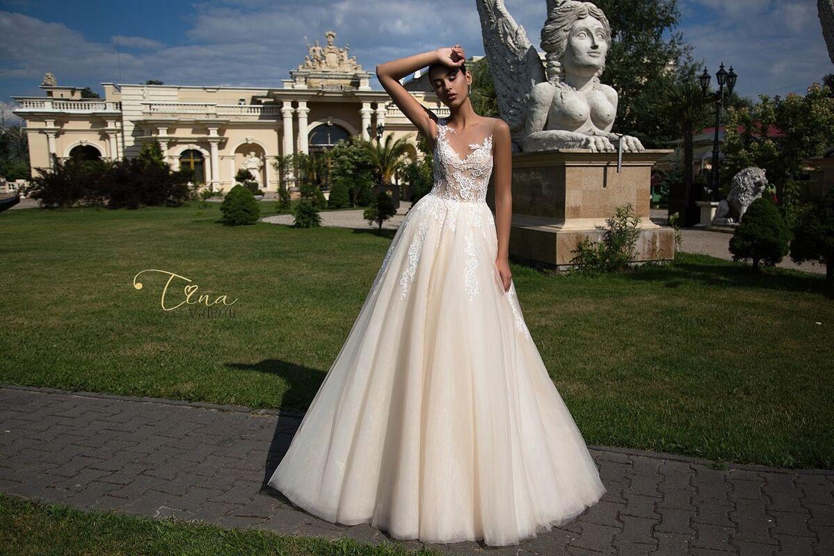 Свадебное платье напрокат Armonia Свадебное платье Constancia - фото 2