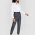 Брюки женские O'STIN Жаккардовые брюки с поясом LP4W51-68 - фото 2